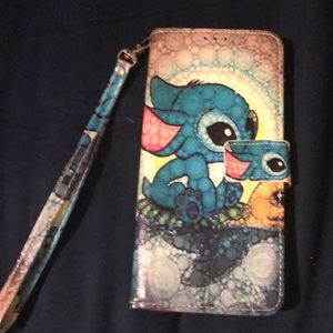 New S9 stitch phone case